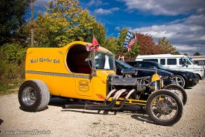Taxi Checker Cab by AmericanMuscle