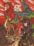 The Lion King 2 by ZiraAvaFury6