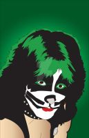 Peter Criss by vincent-is-mine