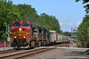 BNSF and NS 31K 6-22-12 by the-railblazer