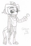 Pirate Gibson by Neiavixon249