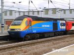 East Midlands Trains 43045 at Peterborough by The-Transport-Guild