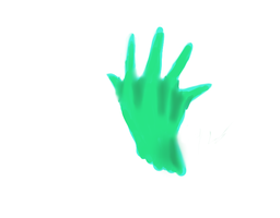 Hand by YaoiFanDrawer13