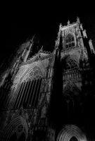 York Minster Night by y2jabba
