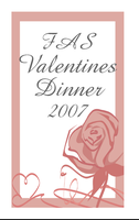 Valentines Program Cover by grace2design