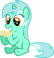 Filly Lyra by Flizzick