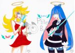 Panty and Stocking by JackPot-84