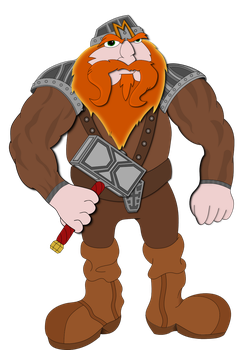 Dwarf Character Test by Metachris