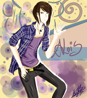 Manself - Alois Connor by TheMonsterAlice