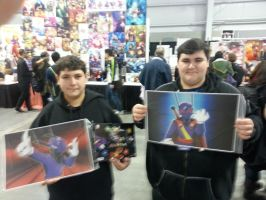 NYCC 2014 Pic 16 by StamayoStudio