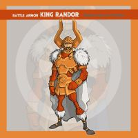King Randor - Battle Armor by thejason10