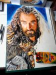 Thorin Wip update by blueprince312
