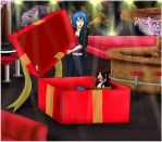 Request: Gift by naruhina08lover