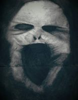 The Boogie man (charcoal) by Dee-Morgan999