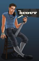 TF2: The Scout by objectively-pink