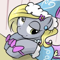 Derpy's Gala Was a Let Down by DizzyPacce