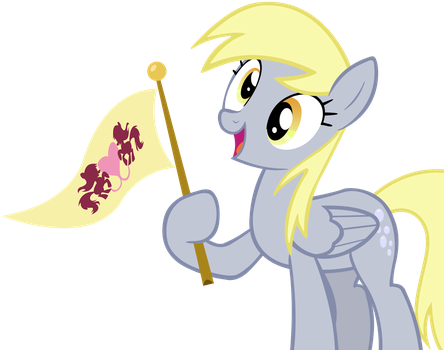 Derpy Flag Vector by cool77778