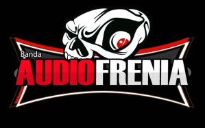 Logo Banda Audiofrenia by PaintBruxo