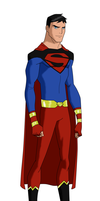 Kon-El Superman by Bobkitty23
