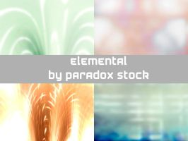 elemental pack by paradoxstock