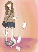 How I Survived Middle School by MissXuilan