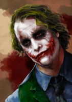 Joker by MarinaMichkina