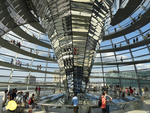 The Reichstag Dome by X-Luminare-X