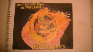The hunger games by Enitg99