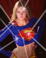 Supergirl Bulletproof by DevilishlyCreative