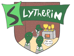 Slytherin, crest by 0stb