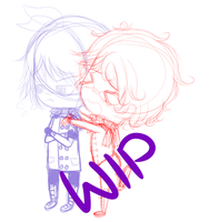[WIP]  Couple by Skylar-Girl