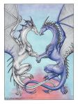 Lover Dragons by KytheraOA