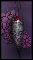 into my cocoon.. by neurotic-elf