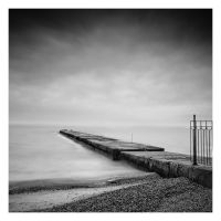 Just a Pier... by I-am-Avalon