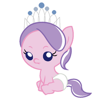 Baby Diamond Tiara by Beavernator