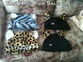 Hats for Sale!!! by Theosphir