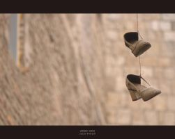 Winged Shoes by JuliaKretsch