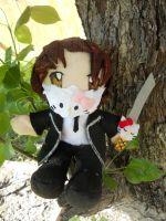 Chibi Cosplay Plushie by Love-Who