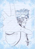 24 - grimmjow by chocostyle13