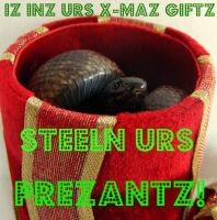 Steelz Prezantz by PaganFireSnake
