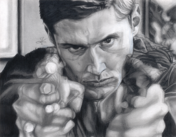 Dean Winchester by WatchMoreTV