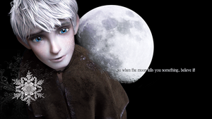 Rise Of The Guardians - Jack Frost by lieutenantsubtext