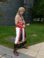 Cosplay Amecon '12 by KaniKaniza