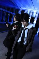 Partner Psycho_Pass by smallw