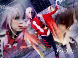 Guilty Crown Inori and Shu Cosplay - Breathless by K-I-M-I