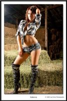 Cowgirl by modelbeeny