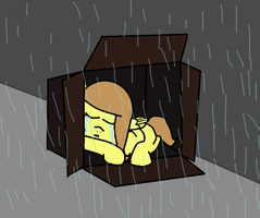 When You Cry In The Rain Your Tears Don't Count by Coco-ta-mi