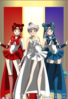 Horae Sailor Senshi-Law and Order by SailorTrekkie92