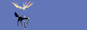 Xerneas by SuicideParker