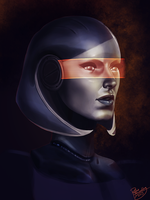 Mass Effect: EDI by ruthiebutt